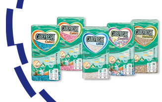CAREFRESH® Kuschel-Flocken